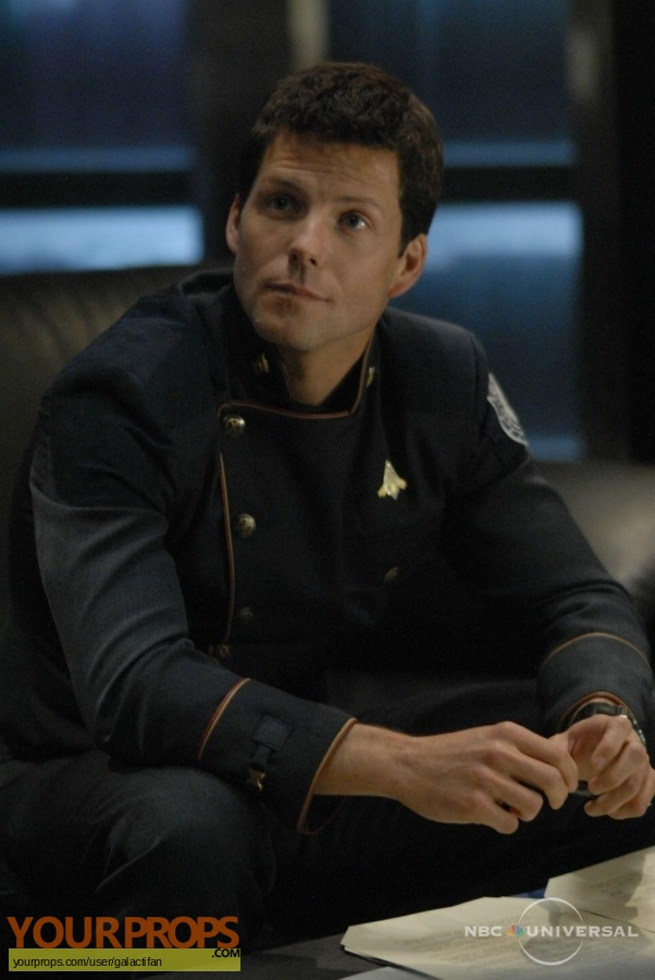Battlestar Galactica  Razor original movie costume
