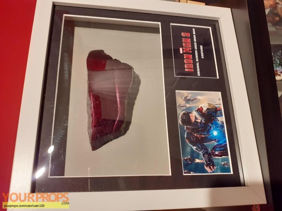 Ironman 3 swatch   fragment movie costume