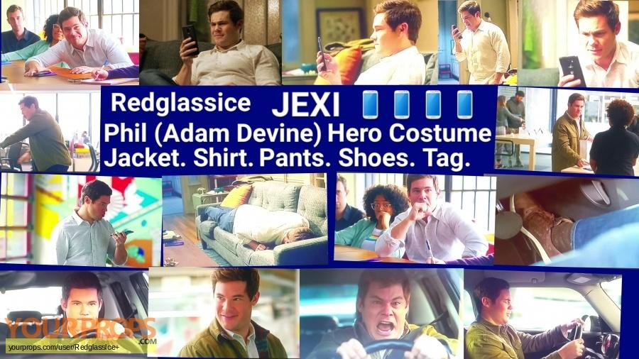Jexi original movie costume