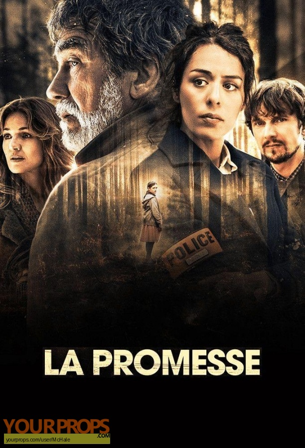 La Promesse original movie prop