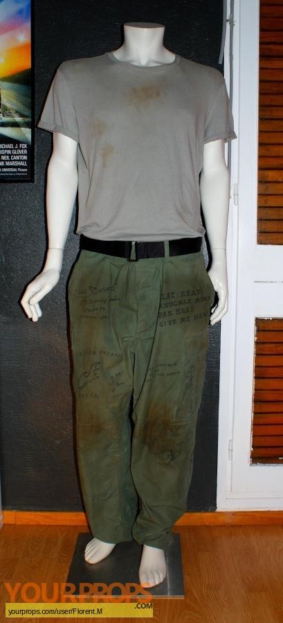 The Expendables 3 original movie costume