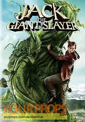 Jack the Giant Slayer original movie costume