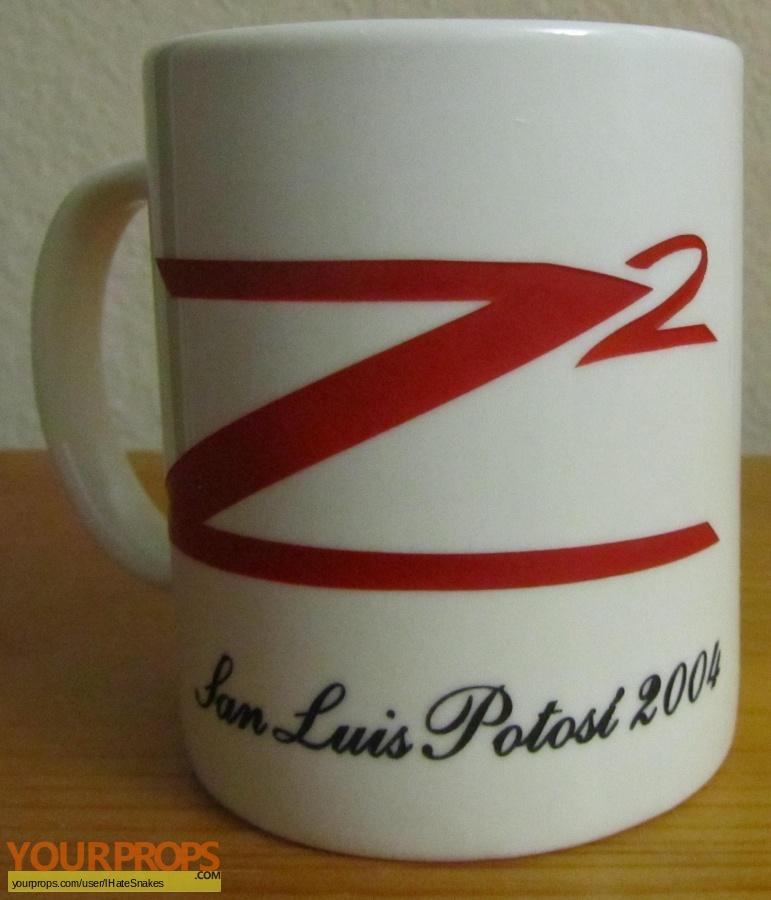 The Legend of Zorro original film-crew items