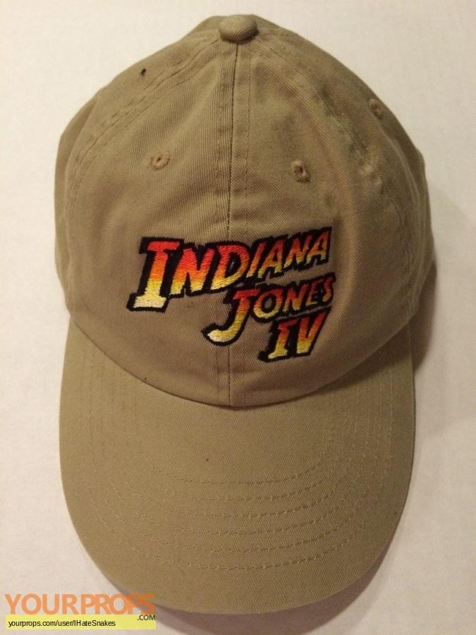 Indiana Jones And The Kingdom Of The Crystal Skull original film-crew items