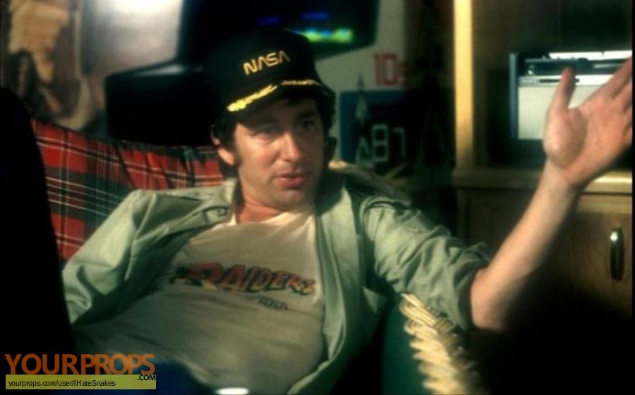 Indiana Jones And The Raiders Of The Lost Ark original film-crew items