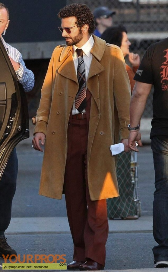 American Hustle original movie costume