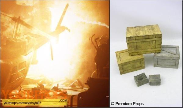 Terminator 3  Rise of the Machines original model   miniature