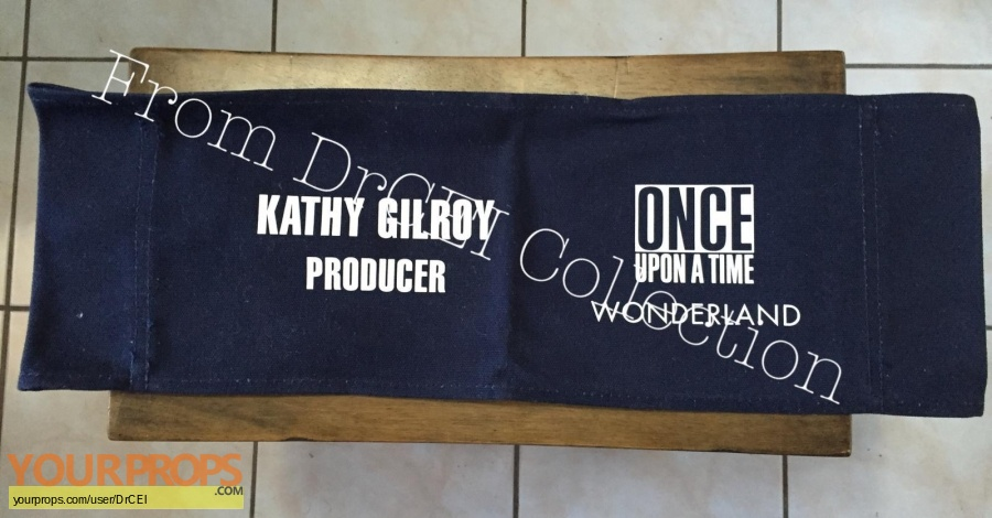 Once Upon a Time  (2011-2018) original film-crew items