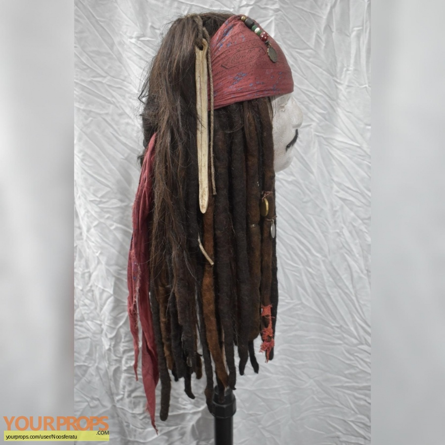 Pirates of the Caribbean movies made from scratch movie costume