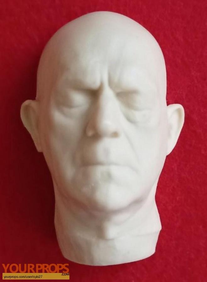 Son of Frankenstein replica make-up   prosthetics