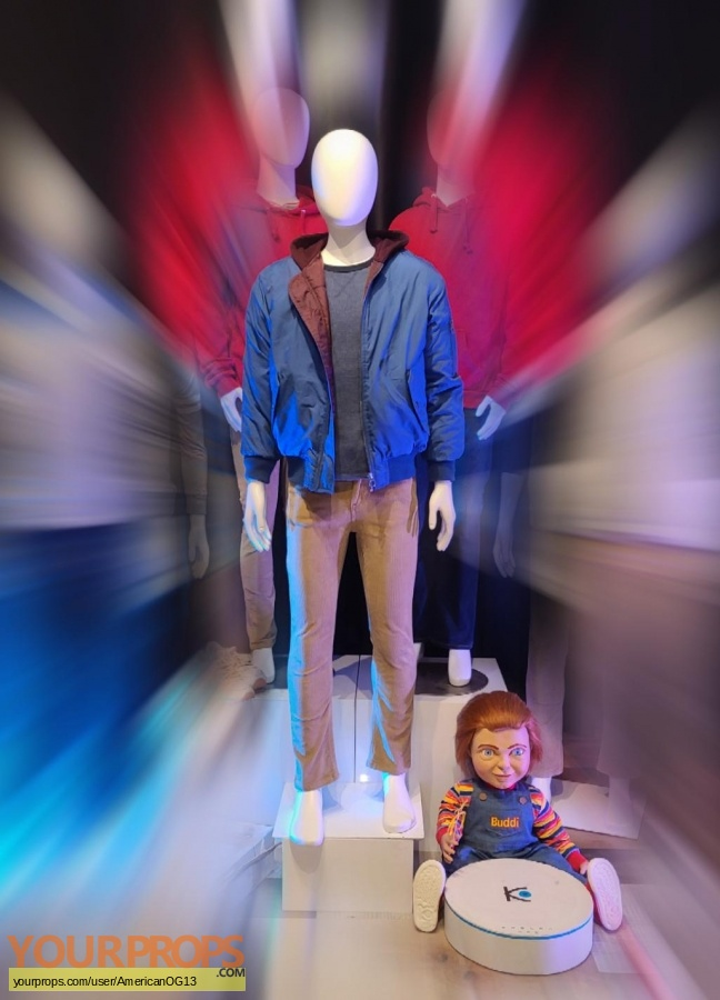 Childs Play original movie costume