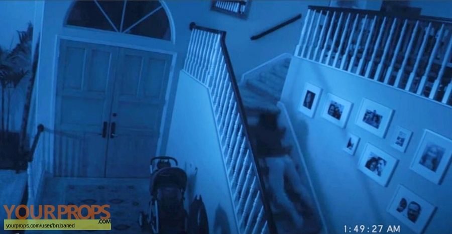 Paranormal Activity 2 original movie costume