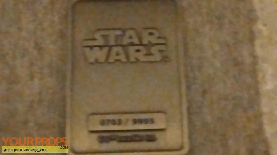 Star Wars The Empire Strikes Back replica model   miniature