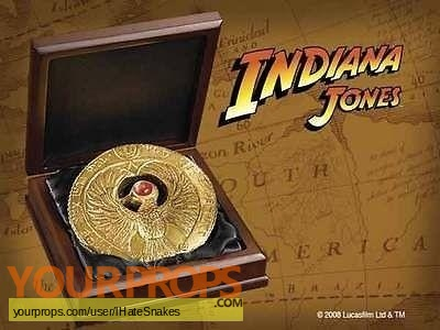 Indiana Jones And The Raiders Of The Lost Ark The Noble Collection movie prop