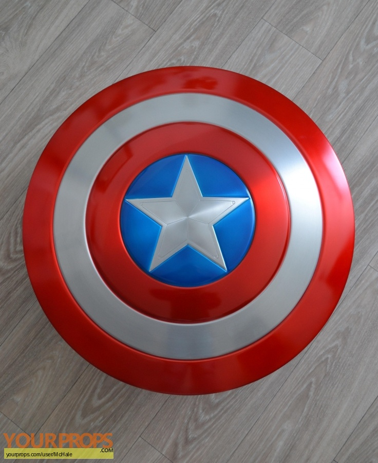 Captain America  Civil War replica movie prop