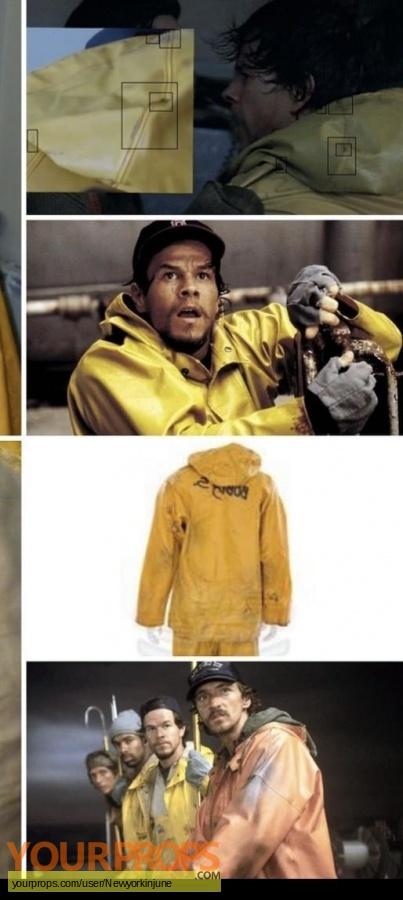 The Perfect Storm original movie costume