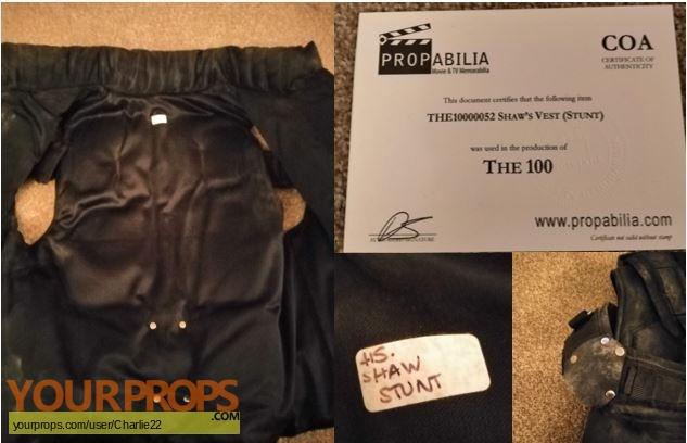 The 100 original movie costume