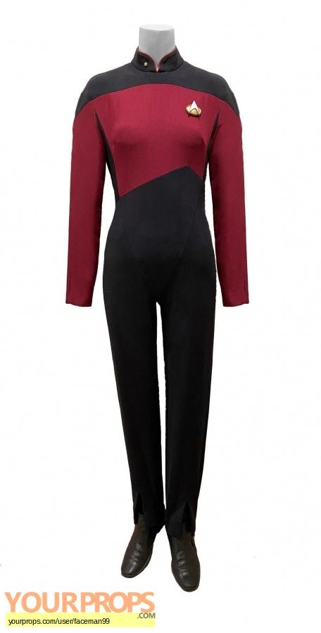Star Trek - The Next Generation original movie costume