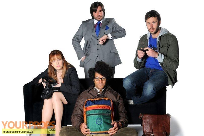 The IT Crowd  (2006 2013) original movie prop