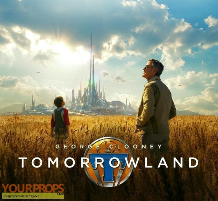 Tomorrowland replica movie prop