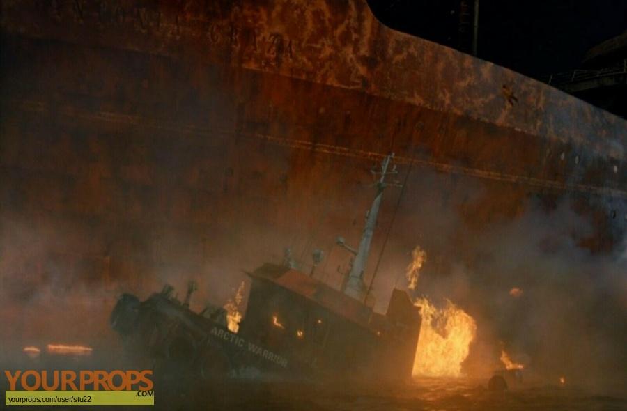 Ghost Ship original movie prop