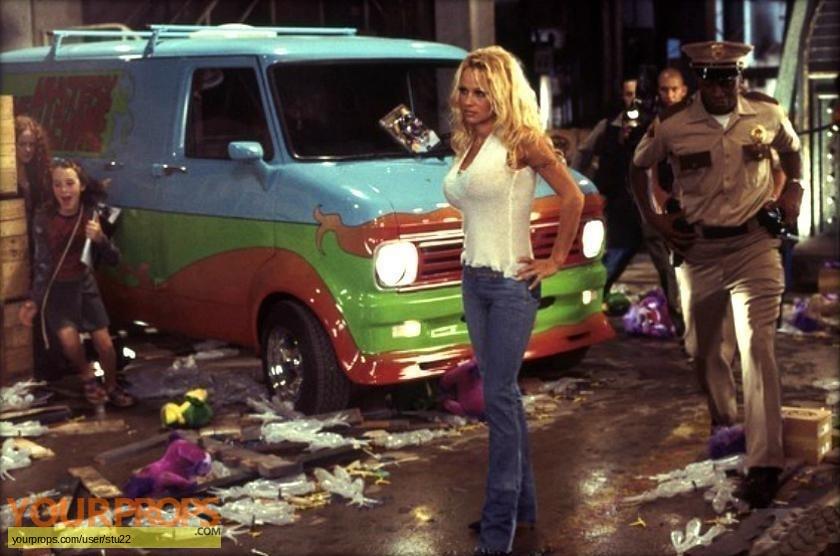 Scooby-Doo original movie prop