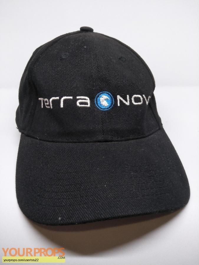 Terra Nova original film-crew items