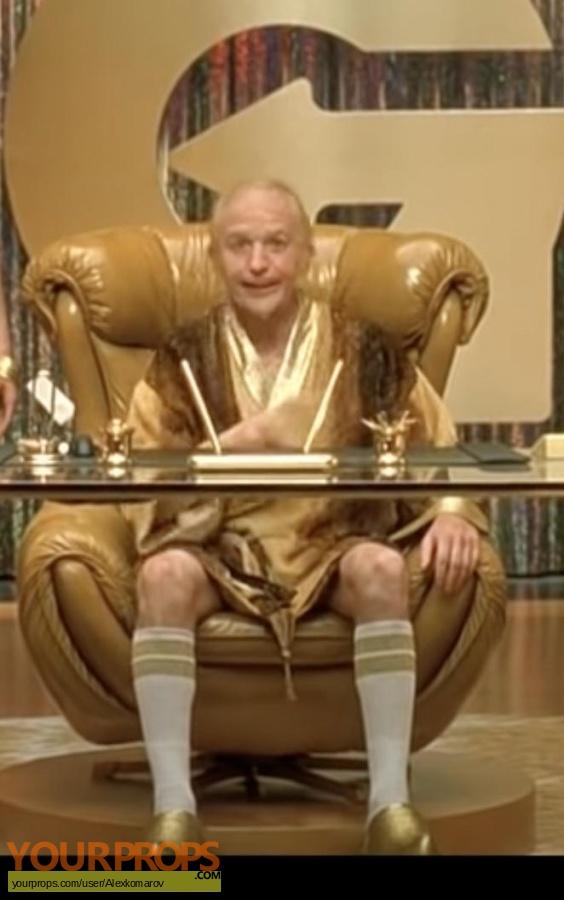 Austin Powers  Goldmember original movie prop