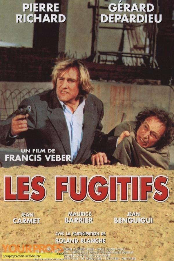 Les Fugitifs original movie prop