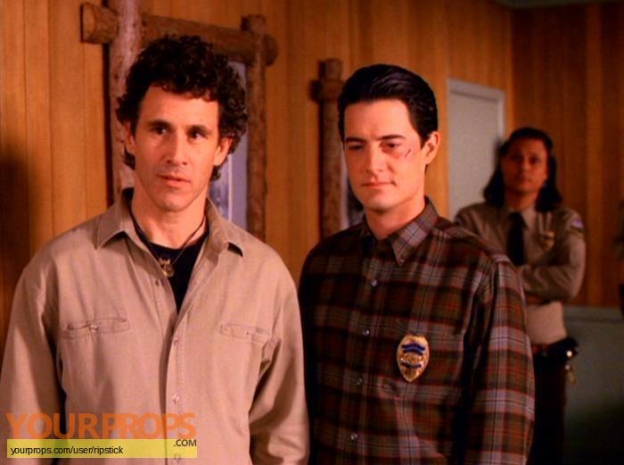Twin Peaks original movie prop