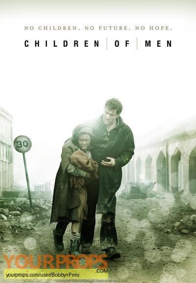 Children of Men original movie costume