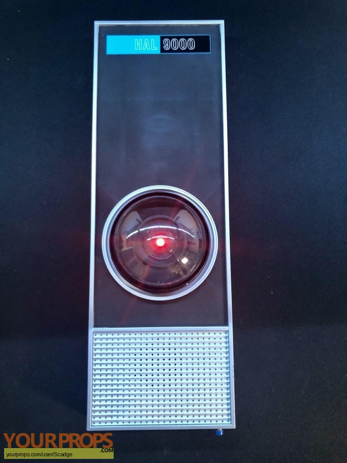 2001  A Space Odyssey made from scratch movie prop