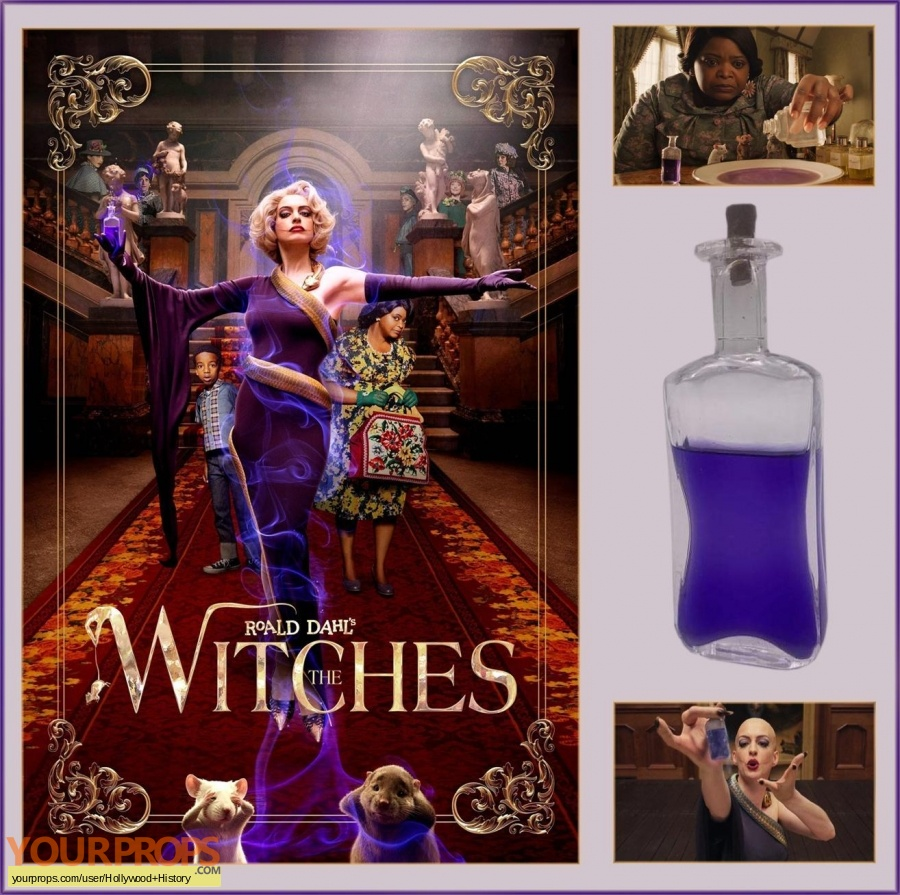 The Witches original movie prop