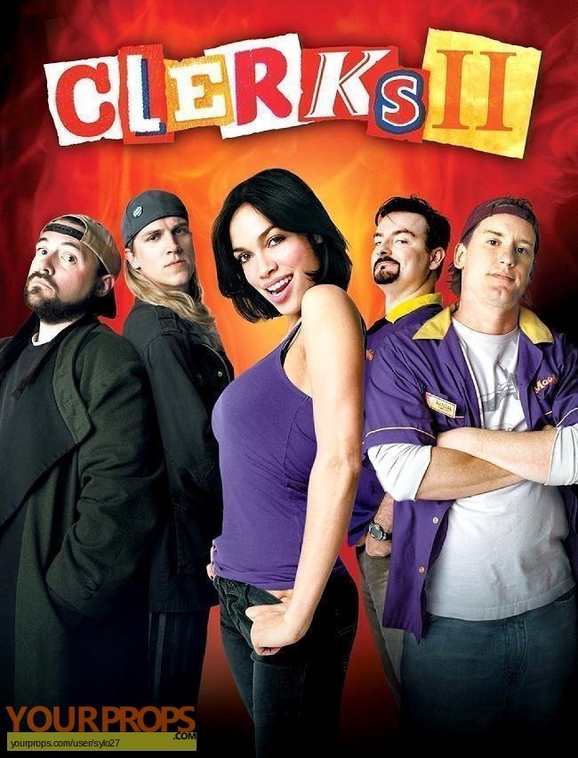 Clerks 2 replica movie prop