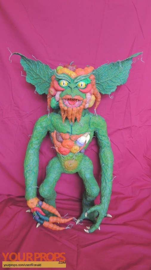 Gremlins 2  The New Batch made from scratch movie prop
