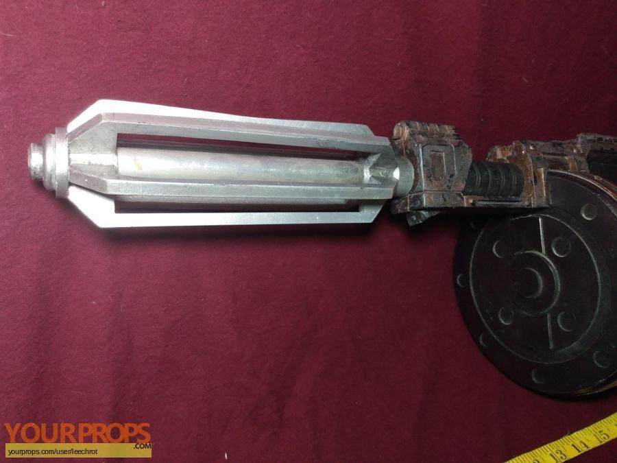 Doctor Who  2007 original movie prop weapon