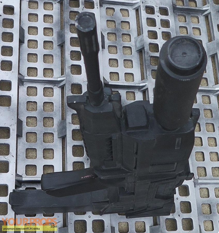 Terminator  The Sarah Connor Chronicles replica movie prop weapon