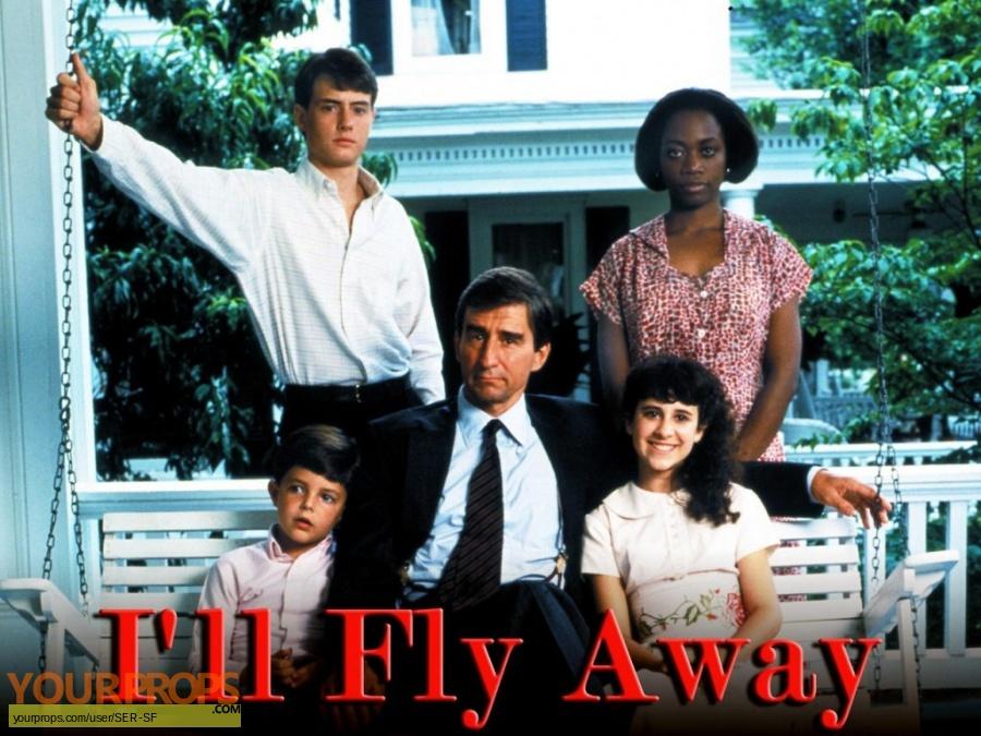 I ll Fly Away TV original set dressing   pieces