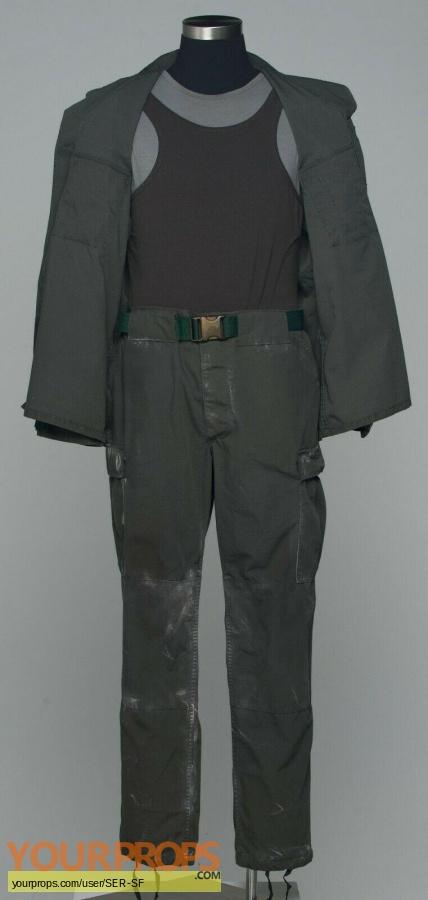 Battlestar Galactica  Blood and Chrome original movie costume