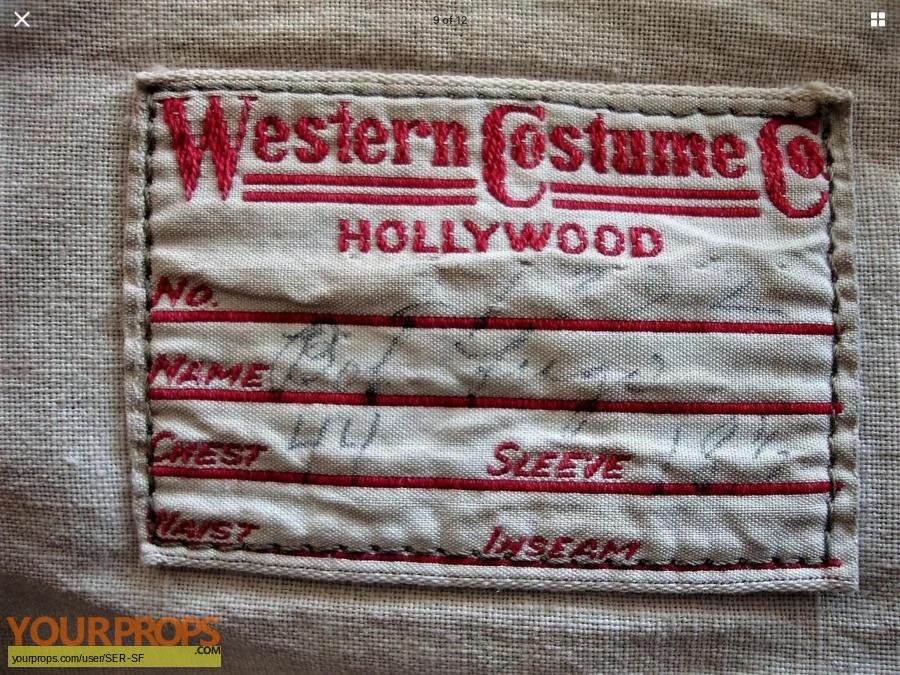Lost Horizon original movie costume