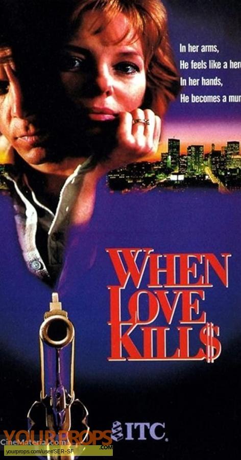 When Love Kills  The Seduction of John Hearn original production material