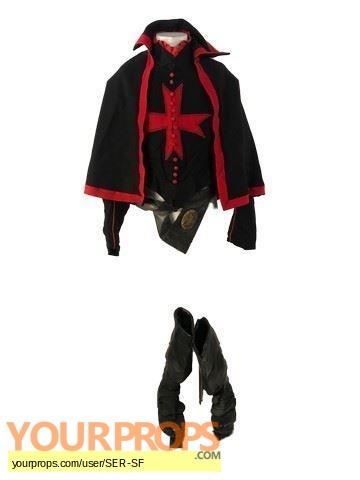 The Three Musketeers original movie costume