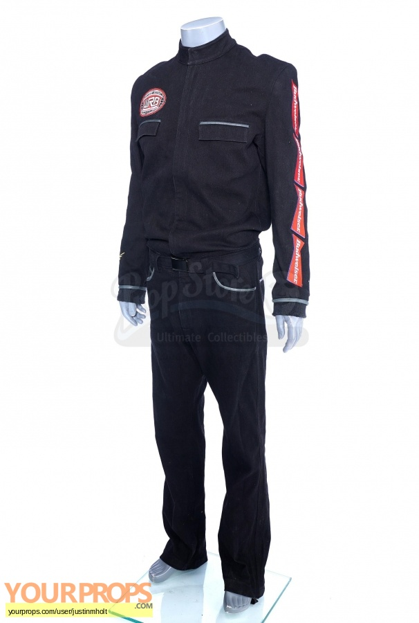 Real Steel original movie costume