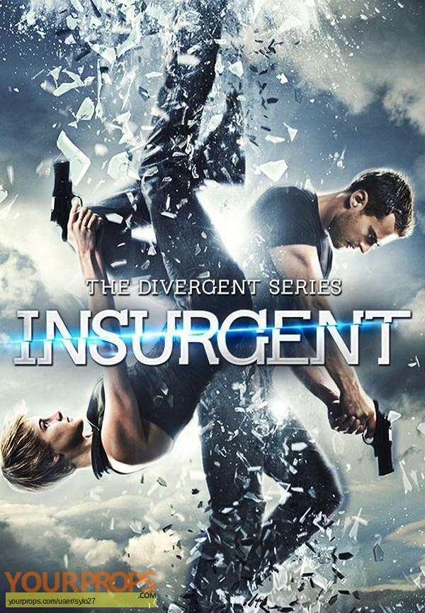 Insurgent original set dressing   pieces