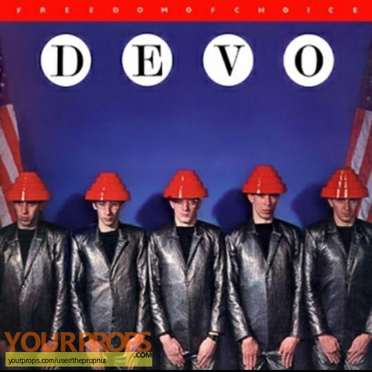DEVO made from scratch production material