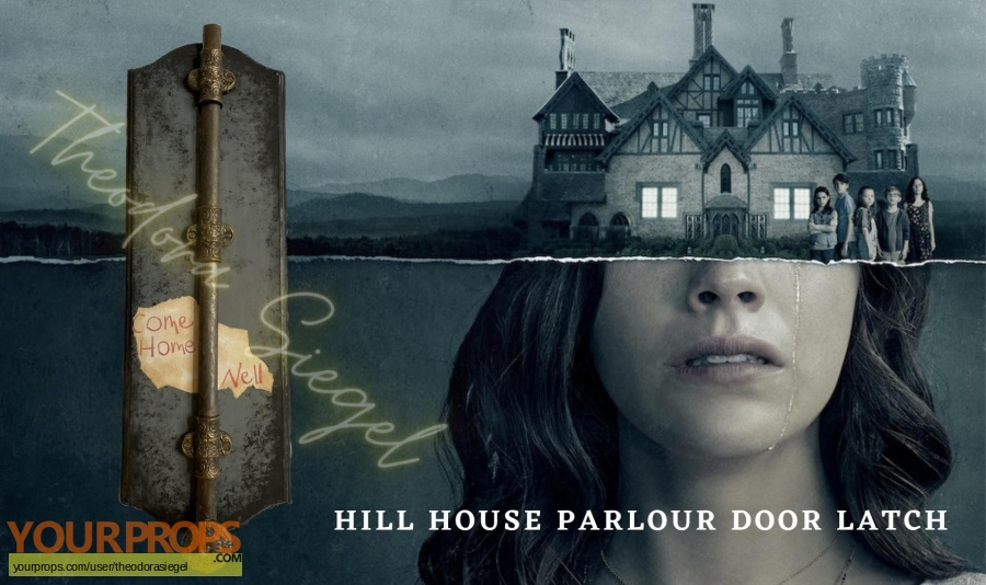 The Haunting of Hill House original set dressing   pieces