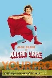 Nacho Libre original movie costume