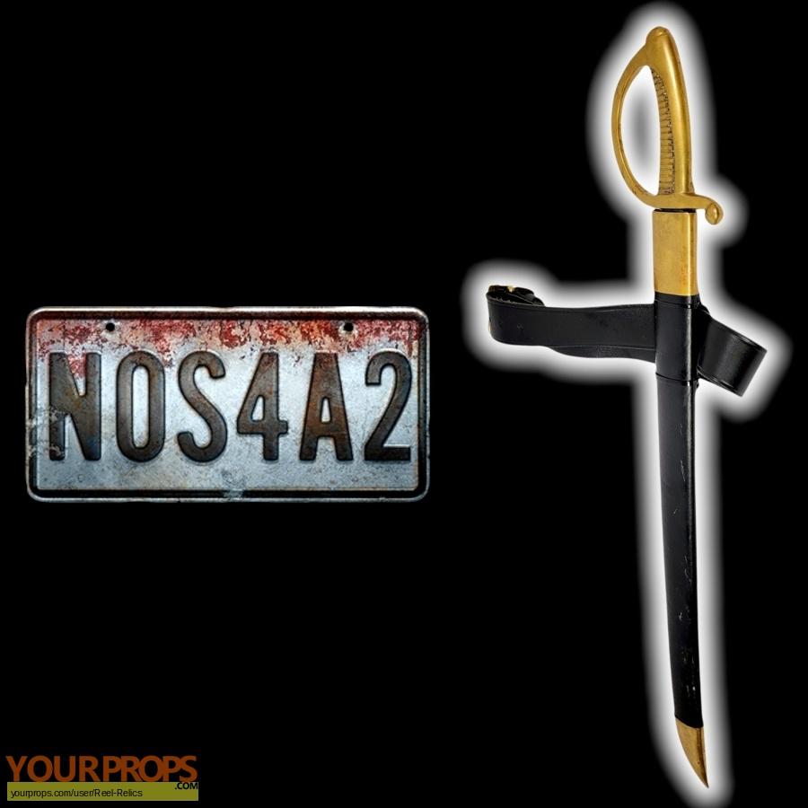 NOS4A2 original movie prop