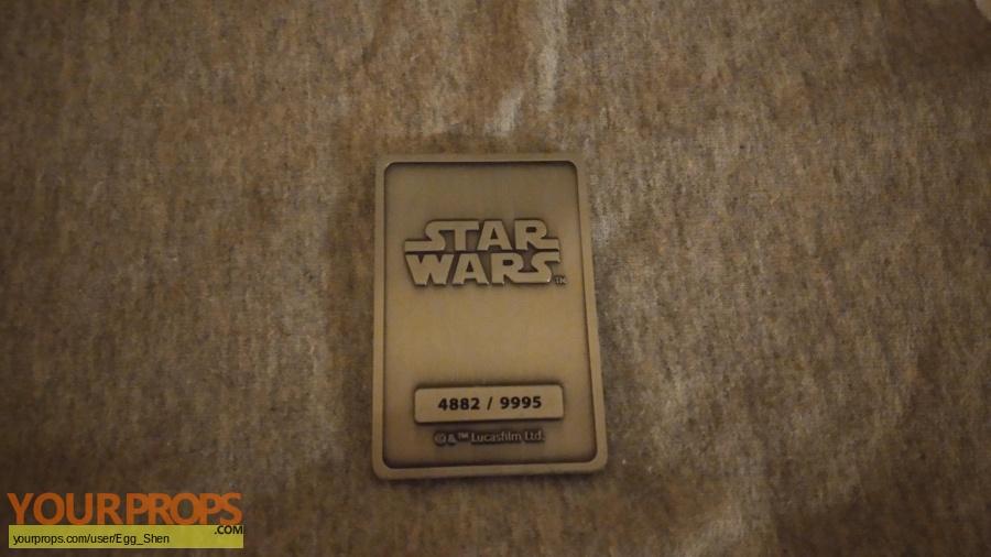 Star Wars Episode 5  The Empire Strikes Back replica model   miniature