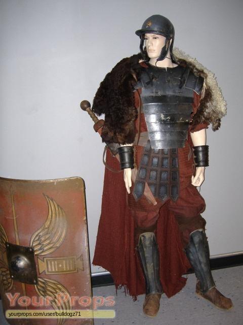 Gladiator Roman infantry costume original movie costume